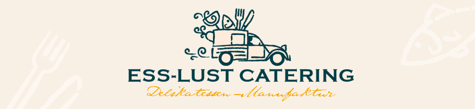 Logo Ess-Lust Catering